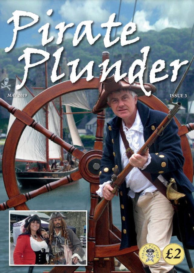 Pirate Plunder issue 3